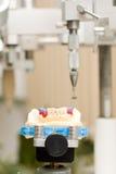 Dental technical laboratory Royalty Free Stock Photography