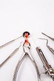 Dental tool Stock Photos