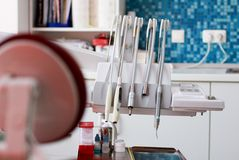 Dental tools Stock Photography