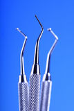 Dental Tools Royalty Free Stock Images