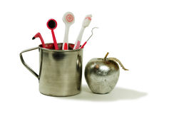 Dental Tools and health Stock Photos
