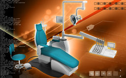 Dental unit Stock Photo
