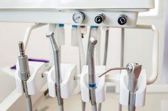Dental unit Royalty Free Stock Image