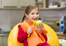 Dental visit Royalty Free Stock Photos
