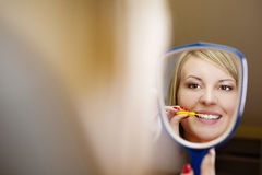 Dental visit Royalty Free Stock Images