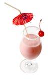 Dentelli il cocktail fotografie stock libere da diritti