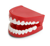 Dentes da vibração Foto de Stock Royalty Free