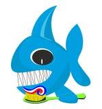 Denti sani per i bambini royalty illustrazione gratis