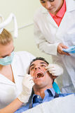 Dentist Royalty Free Stock Photos