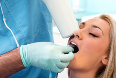 Dentist Royalty Free Stock Image