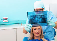 Dentist Royalty Free Stock Photography