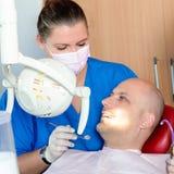 Dentist Stock Photo
