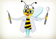 Dentist-bee Stock Photos