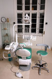Dentist chair. In dental office Royalty Free Stock Images