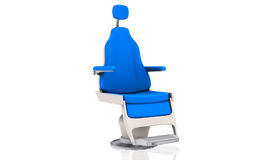 Dentist chair royalty free illustration