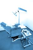 Dentist chair Royalty Free Stock Image