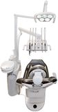 Dentist Chair Cutout Stock Images