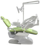 Dentist Chair Cutout Stock Photos