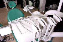 Dentist chair Royalty Free Stock Photo