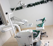 Dentist chair Stock Photography