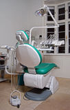 Dentist chair royalty free stock photos