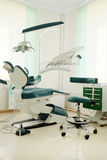 Dentist consulting room Stock Images