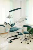 Dentist consulting room Stock Photography