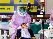 Dentist dental Stock Image