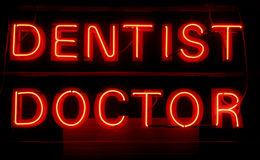 Dentist Doctor Royalty Free Stock Photos