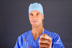 Dentist doctor Royalty Free Stock Image