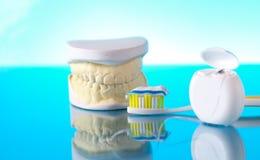 Dentist equipment Royalty Free Stock Photos