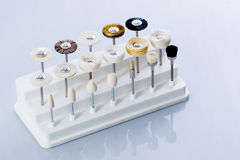 Dentist equipment stock image