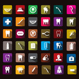 Dentist icon Stock Image