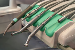 Dentist instruments Stock Photos