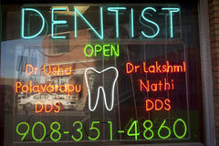 Dentist, Jersey Royalty Free Stock Images