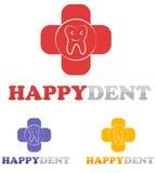 Dentist logo Royalty Free Stock Photo