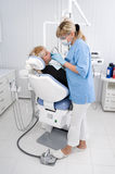 Dentist office Royalty Free Stock Photography