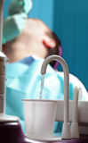Dentist office abstract Stock Photography