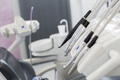Dentist office Royalty Free Stock Photos