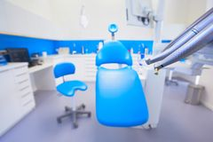 Dentist office Royalty Free Stock Images