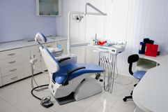 Dentist office interior Royalty Free Stock Image