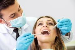 Dentist Stock Image