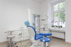 Dentist room Royalty Free Stock Photo