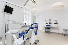 Dentist room Stock Photos