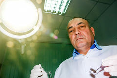Dentist2 Royalty Free Stock Image
