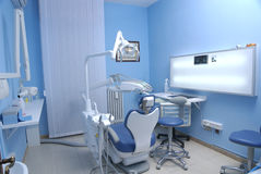 Free Dentist S Chair Stock Photos - 4198373