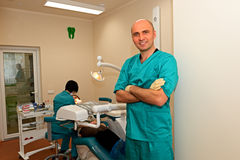 Dentist Stock Photography