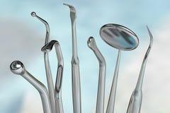 Dentist tools 6 Stock Photo