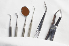 Dentist tools Stock Images