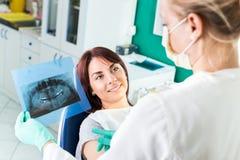 Dentist Royalty Free Stock Photo